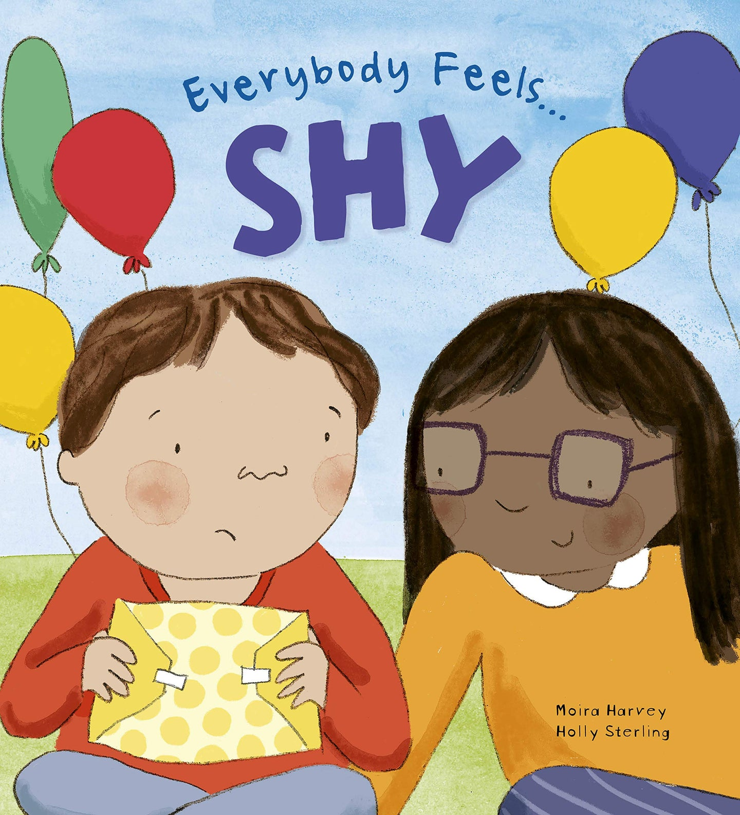 Everybody Feels Shy (Paperback)