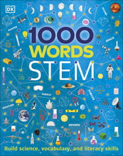 Load image into Gallery viewer, 1000 Words: STEM (Hardback)
