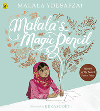 Load image into Gallery viewer, Malala's Magic Pencil (Paperback)
