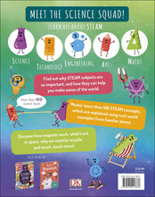 Load image into Gallery viewer, Science Squad Explains : Key Science Concepts Made Simple and Fun (Hardback)