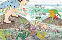 Load image into Gallery viewer, Here Comes Ocean (Hardback)