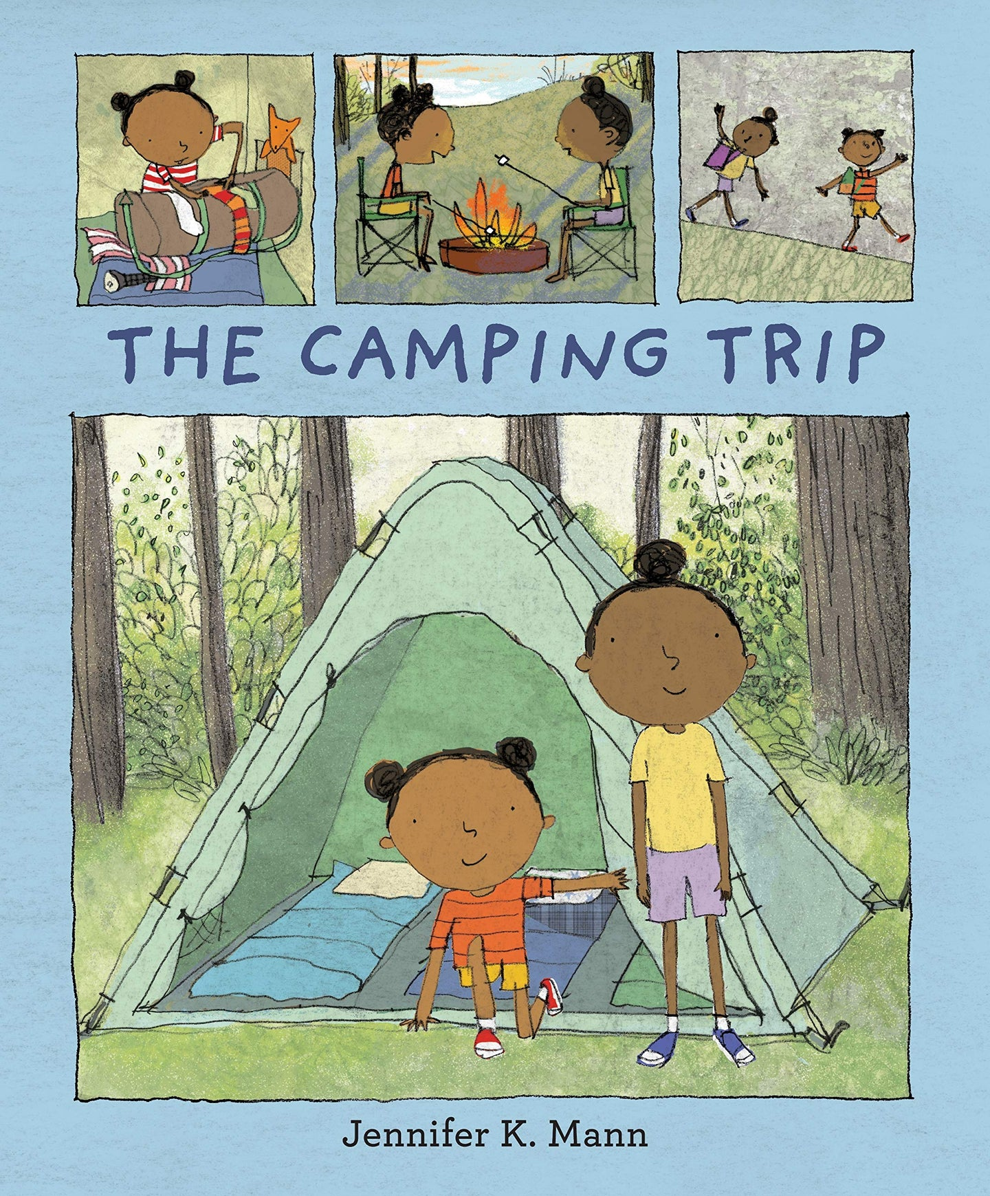 The Camping Trip (Paperback)