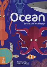 Load image into Gallery viewer, Ocean: Secrets of the Deep (Hardback)