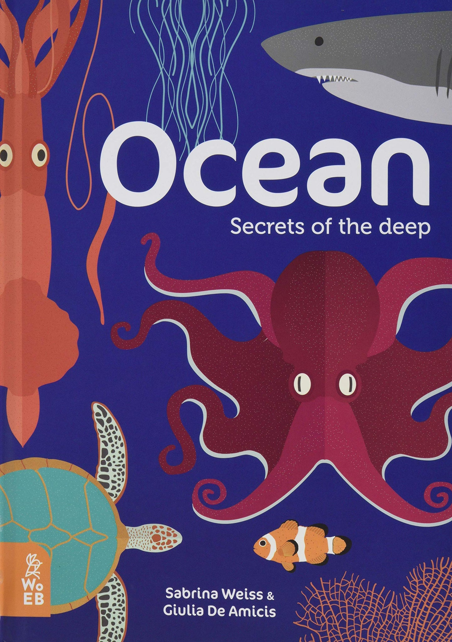 Ocean: Secrets of the Deep (Hardback)