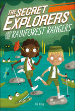 Load image into Gallery viewer, The Secret Explorers and the Rainforest Rangers (Paperback)