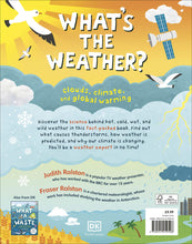 Load image into Gallery viewer, What's The Weather? : Clouds, Climate, and Global Warming (Hardback)