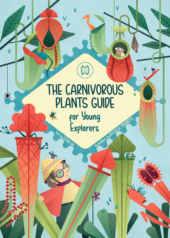 Carnivorous Plants Manual for Young Explorers (Hardback)