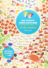 Load image into Gallery viewer, My Nature Sticker Activity Book - At the Seashore (Paperback)