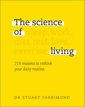 Load image into Gallery viewer, The Science of Living (Hardback)