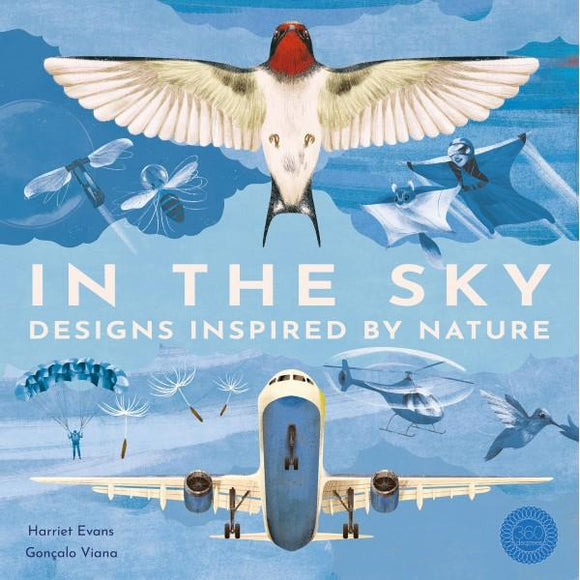 In The Sky: Designs Inspired By Nature (Hardback)