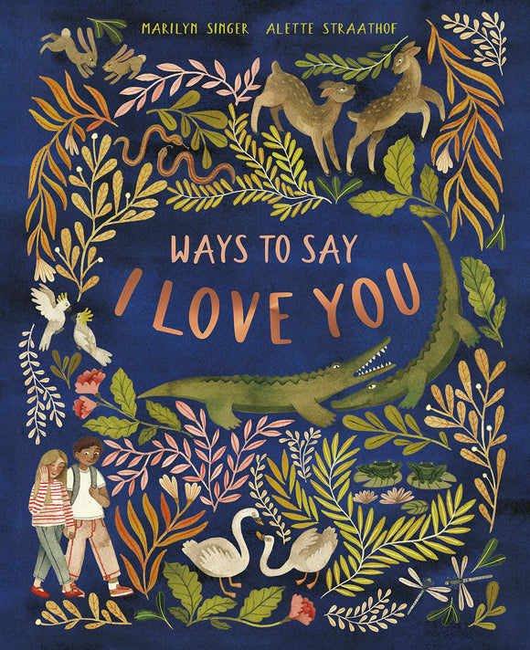 Ways to Say I Love You (Hardback)