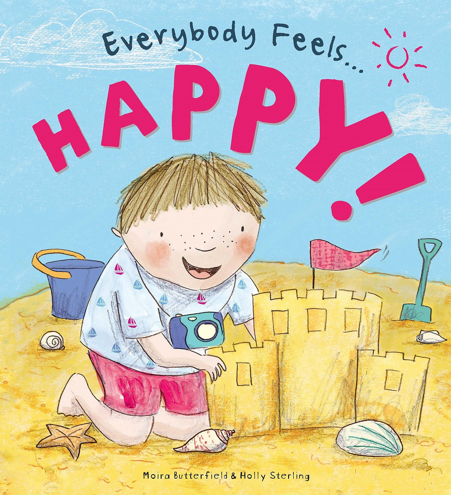 Everybody Feels Happy! (Paperback)