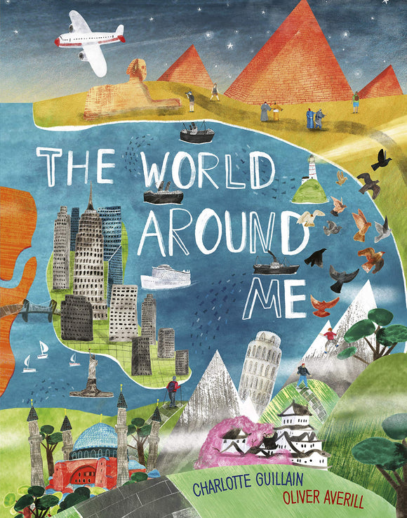 The World Around Me (Hardback)