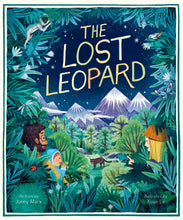 Load image into Gallery viewer, The Lost Leopard (Hardback)