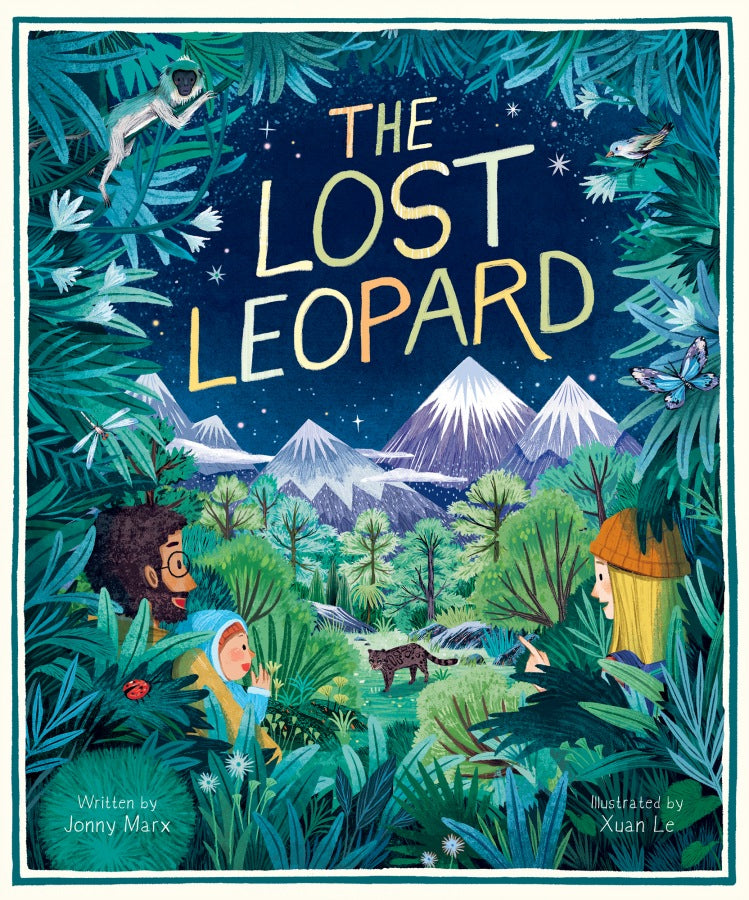 The Lost Leopard (Hardback)