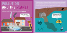 Load image into Gallery viewer, Planet Earth Helpers: Sustainable Living (Hardback)