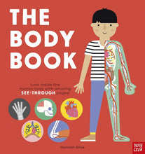 Load image into Gallery viewer, The Body Book (Board Book)