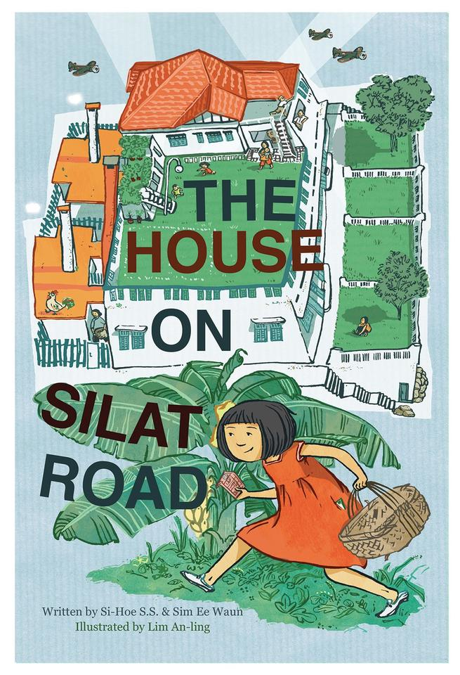 The House on Silat Road (Paperback)
