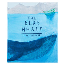 Load image into Gallery viewer, The Blue Whale (Hardback)
