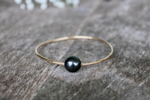 Load image into Gallery viewer, Tahitian Pearl Bangle #1