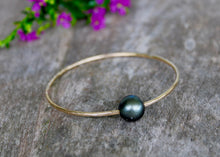 Load image into Gallery viewer, Tahitian Pearl Bangle #3