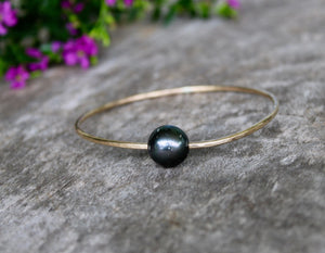 Tahitian Pearl Bangle #4