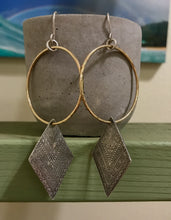 Load image into Gallery viewer, Pocahontas Earrings Big