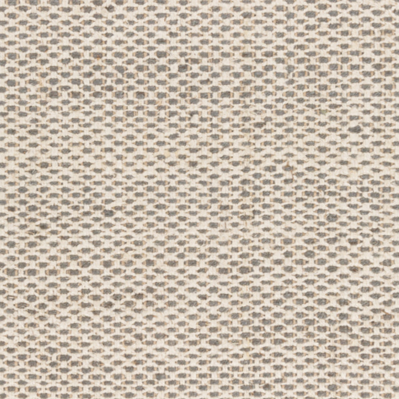 Basketweave Jute Rug - Light Gray