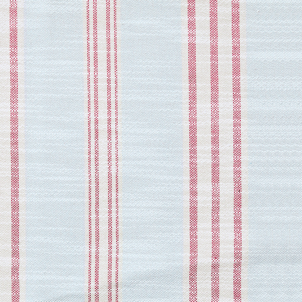 MAT119  Red Floral Maine Cottage Fabric