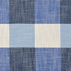 Checkmate: Denim (fabric yardage)