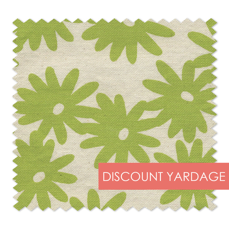 Crazy Daisy: Hot Lime<br> (50+ Yards Available )