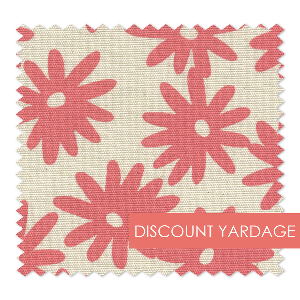 Crazy Daisy: Wild Salmon<br> (50+ Yards Available )