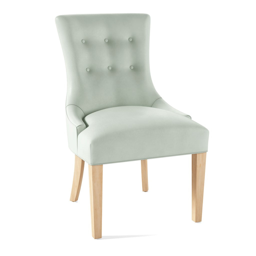 Jill Leather Dining Chair