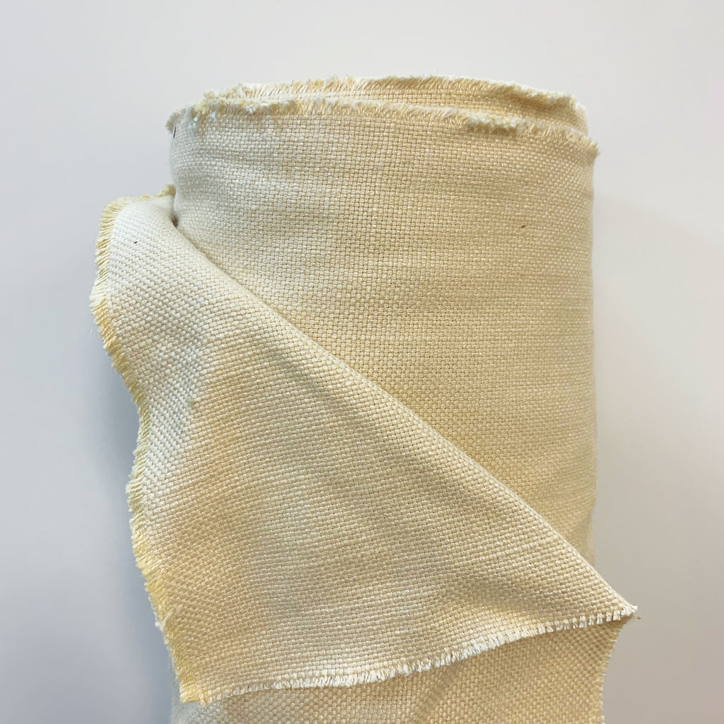 Luxe Linen: Almond Soy<br> (12 Yards Available )