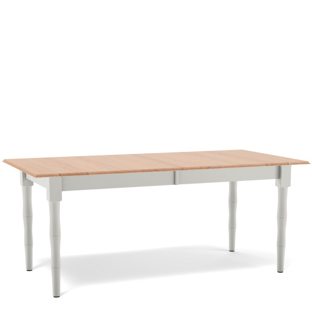 Breakers Extension Dining Table - Maple Top