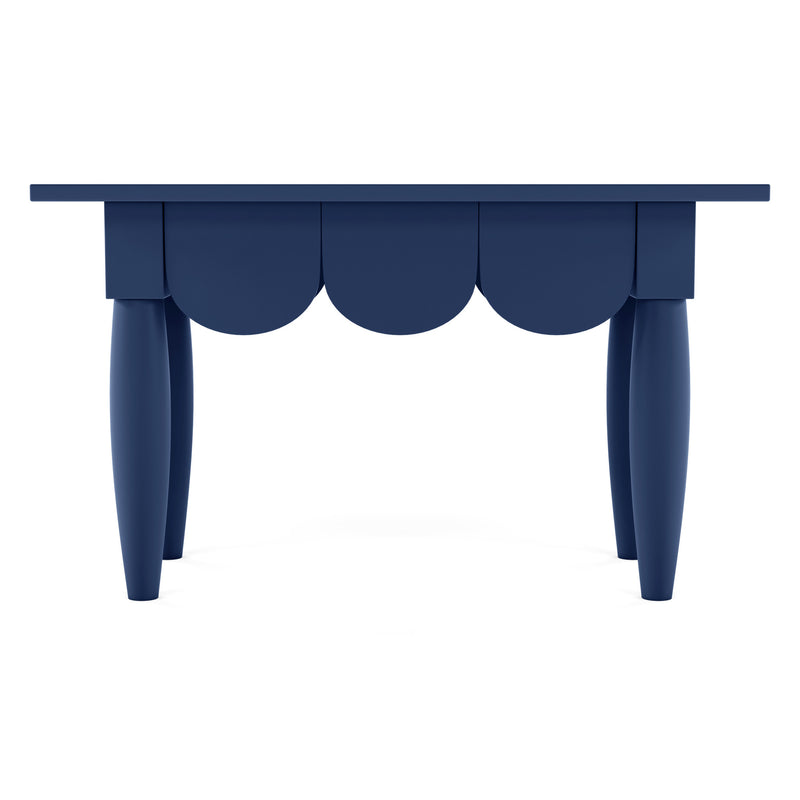 Molly Bench in Marine - SALE