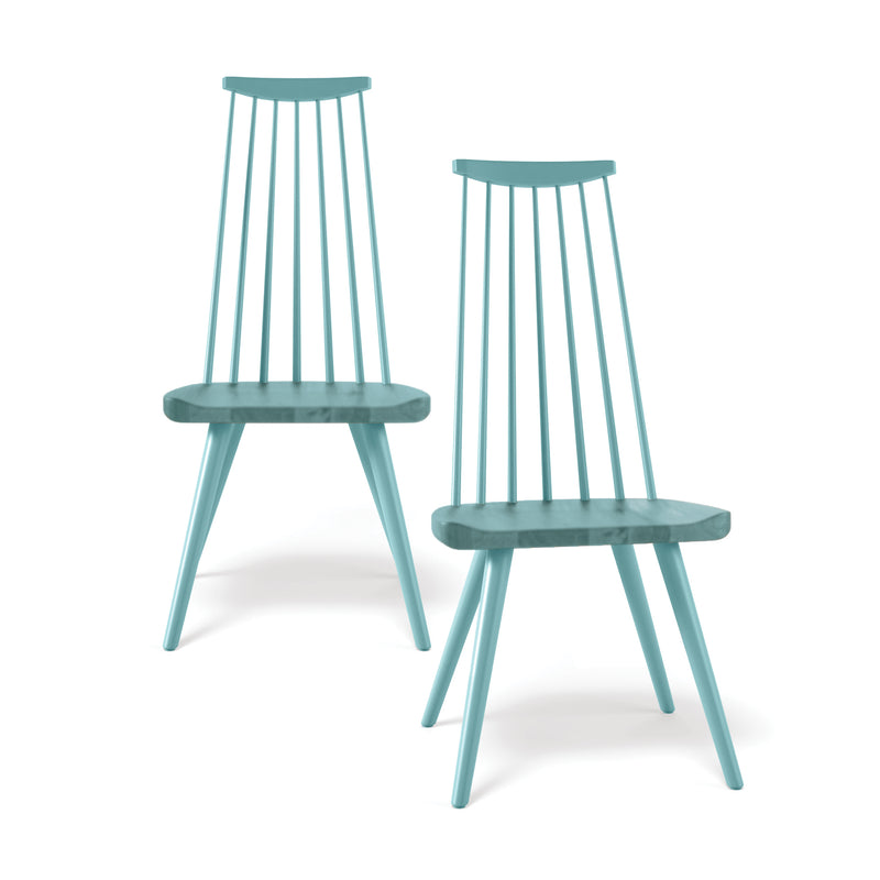 Nora Dining Chair Pair in Porch - SALE