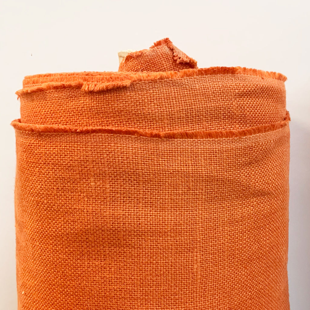 Pure Linen: Mango<br> (51 Yards Available )