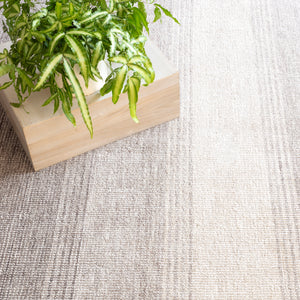 Pandora Loom Knotted Rug - Grey