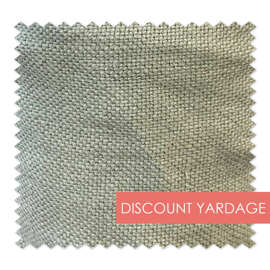 Relaxed Linen: Sage<br> (12 Yards Available )