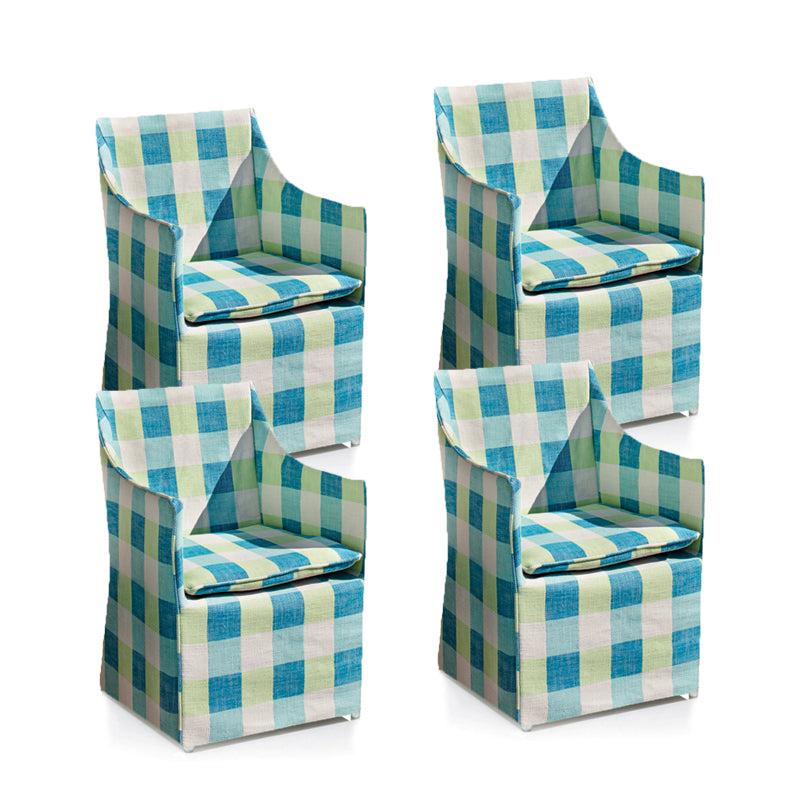 Set of 4 Outdoor Skipper Slip Chairs - SALE