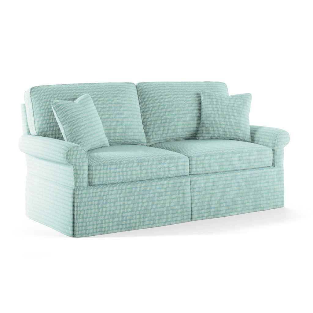 Wilton Skirted Apartment Sofa