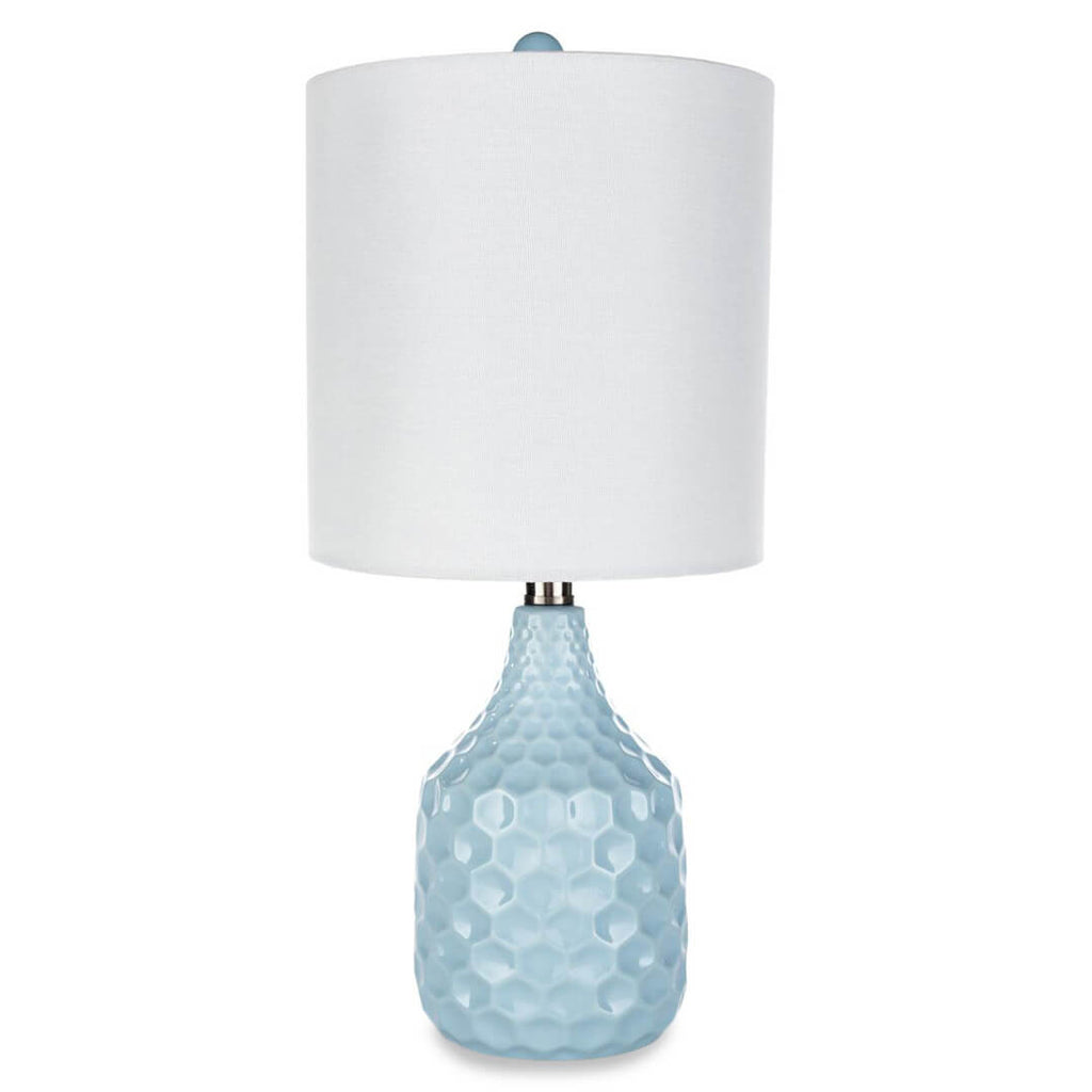Bennett Table Lamp - Aqua