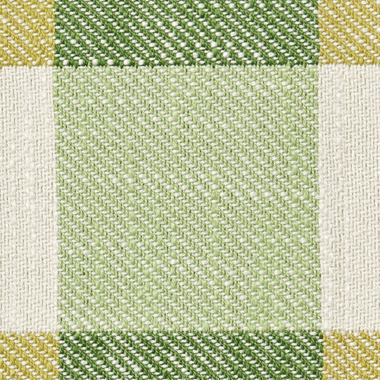Checkmate: Sour Apple (fabric yardage)