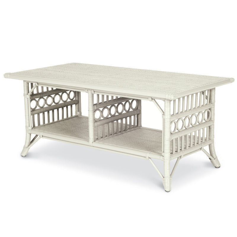 Cooper Coffee Table in White - SALE