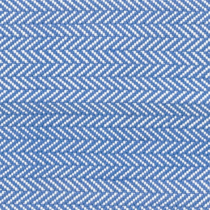 C3 Herringbone Periwinkle Indoor/Outdoor Rug