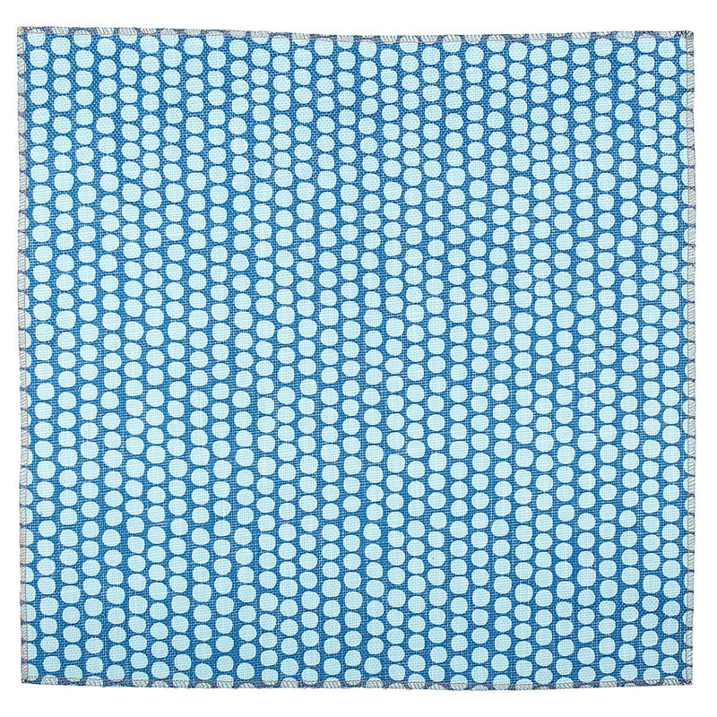 Hotty Dotty: China Blue (fabric yardage)