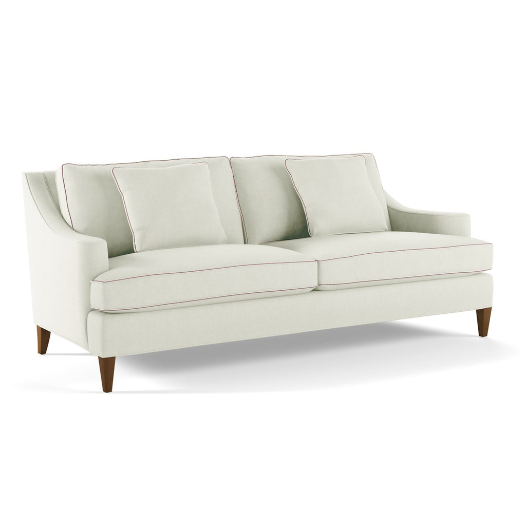 Hutton Sofa with French Seam Rope Stitch