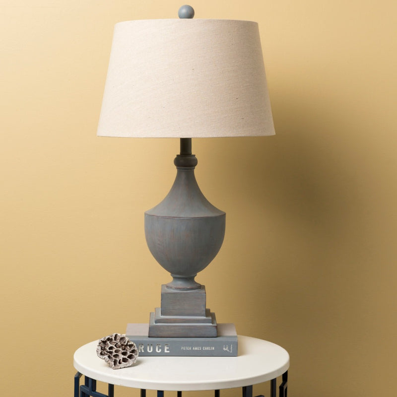 Irma Table Lamp - Gray