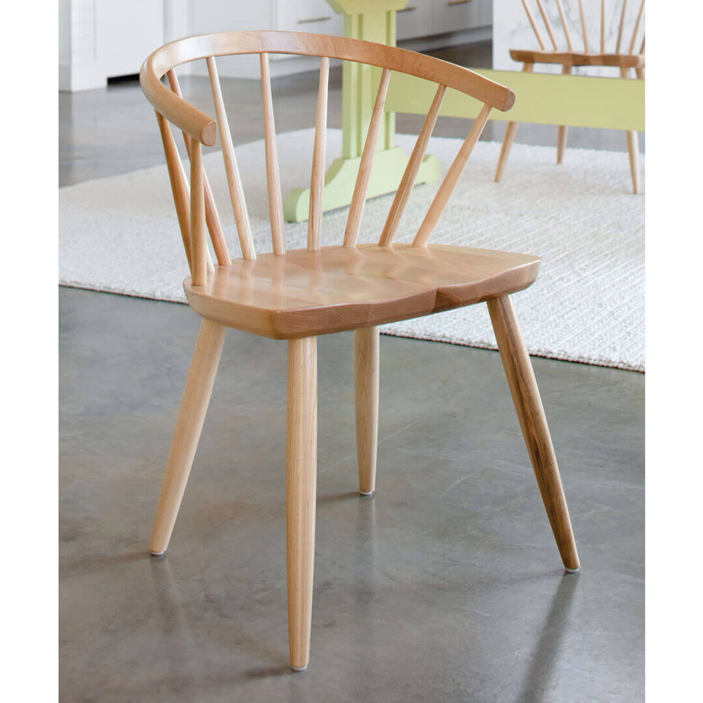 Judy Dining Chair - Natural